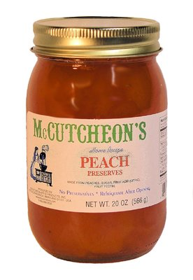 Peach Preserves - Pint